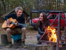 In je tentje voor de buis: hier op de Veluwe komt de grootste online camping van Nederland