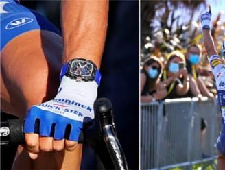 Het mag wat kosten: Alaphilippe verdedigt straks gele trui met horloge van 141.000 euro