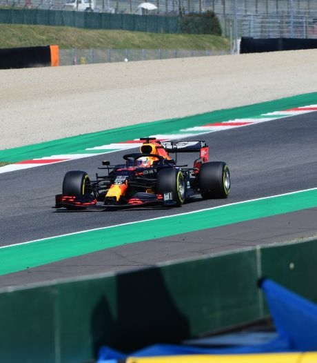 Miniem verschil tussen Verstappen, Bottas en Hamilton in laatste training