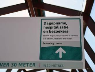 UZ Leuven opent extra ruimte voor opvang COVID-patiënten