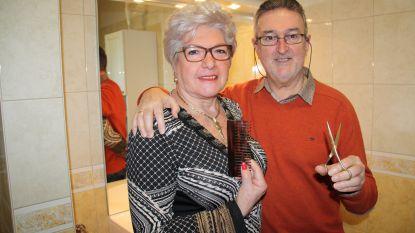 Edwin Eloy en Christine Vanloo sloten de deuren van hun succesvolle kapperszaak Coiffure Duo in De Panne