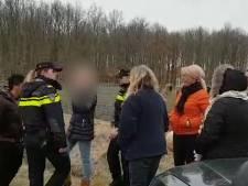 Emoties lopen hoog op na schoten in Oostvaardersplassen: drie actievoerders opgepakt