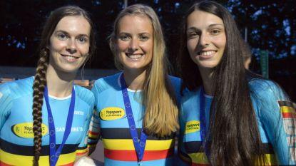 Belgische schaatsers mogen deelnemen aan WB-manches ploegenachtervolging