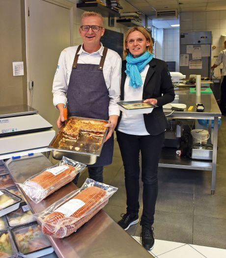 Rode kool, spruitjes, stoofperen: dagelijkse kost van Eetwinkel Valk in Oostburg gaat er goed in
