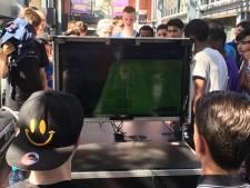 Fanatieke gamers strijden in Oosterhout om de Arendshof FIFA 2018