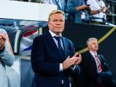 Koeman trots op team: 'Verdiende zege, want wij deden meer om te winnen'