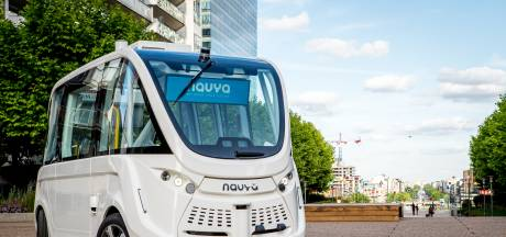 In 2020 rijden minibusjes zelfstandig door Helmond