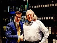 Zwollenaar Hans Offringa schrijft boek over wereldberoemde Zagatti-whiskycollectie