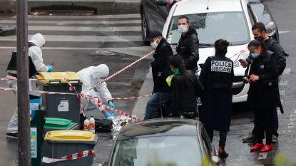 Verdachte van mesaanval in Parijs verwijst in bekentenis naar Mohammed-cartoons