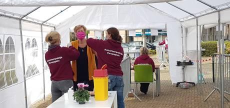 Primeur in Renkum: griepprik in de buitenlucht