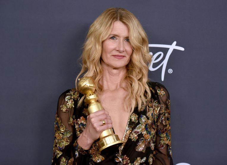 Laura Dern kon haar nominatie voor 'Beste Actrice In Een Bijrol' wél verzilveren.