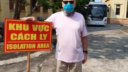 """Vier Belgen in quarantaine in Vietnamees leegstaand hotel uit coronavrees: """"We leven tussen ratten en muizen, en politie moet zorgen dat we niet 'ontsnappen'"""""""