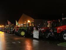 Boeren Flevoland parkeren 500 trekkers in Den Haag