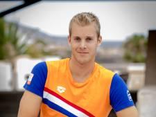 Zwemmen was niet leuk meer voor Dion Dreesens: 'Oude niveau nooit meer kunnen halen'
