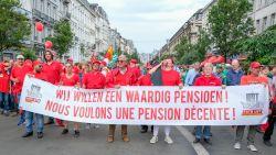 """""""Pensioenkloof tussen België en buurlanden loopt op tot vijftig procent"""""""