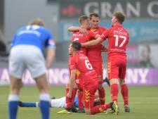 Dramatische uitschakeling voor FC Den Bosch in de play-offs