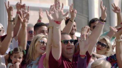 De Gelukzoekers: Met 70 familieleden op reis? Geen probleem voor Salar Azimi