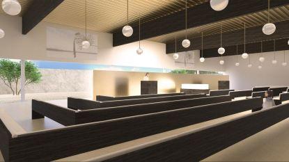 Nieuw uitvaartcentrum op Zilverberg