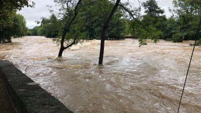 Twee Duitsers in beschuldiging gesteld na de overstroming van jongerenkamp in Zuid-Frankrijk