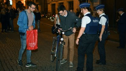 """Politie moet vijf extra teams inzetten om vechtpartijen in centrum Leuven te beëindigen: """"Al veel zwaardere nachten gehad, maar dit blijft maar gebeuren"""""""
