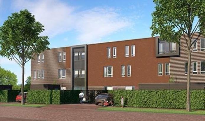 Boschkens-West in Goirle krijgt weer meer vorm met de komst van het nieuwe plan Op De Groene Grens.