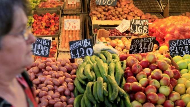 Libanon verbiedt import van Europese groenten
