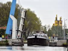 Even geen rinkelende koffiekopjes: Kanaal Almelo - De Haandrik tijdelijk op slot