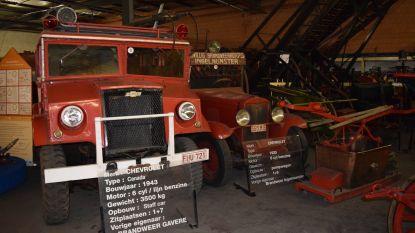 """Nog weinig politiek draagvlak voor brandweermuseum: """"Sinds 2007 al meer dan 530.000 euro geïnvesteerd in privé-collectie"""""""