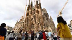 Sagrada Familia krijgt na meer dan 130 jaar bouwen zowaar een bouwvergunning