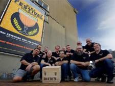 Eigen festivalbier op Bierfestival Oudenbosch
