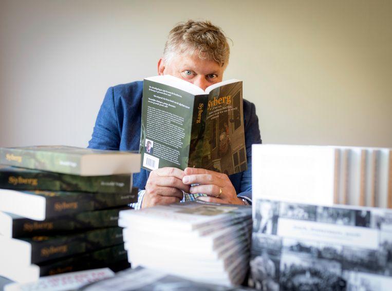 Reinold Vugs: 'Er zijn duizenden schrijvers in Nederland die goed zijn maar niet gezien worden.' Beeld Phil Nijhuis