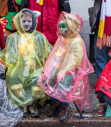 Onstuimig carnavalsweekend in aantocht met veel regen en windkracht 5