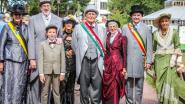 IN BEELD. De Haan had voor één dag twee burgemeesters tijdens Trammelant