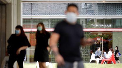Singapore kondigt lockdown aan wegens toename aantal besmettingen