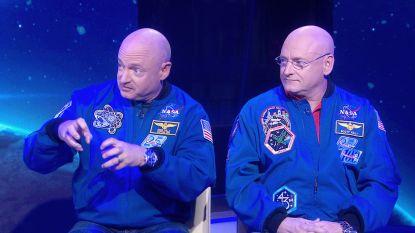 NASA-onderzoekers onthullen verrassende effecten van ruimtereis op lichaam van identieke tweeling