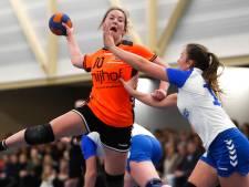 Handbalsters Broekland halen jonge trainer Bloemen (22) in huis