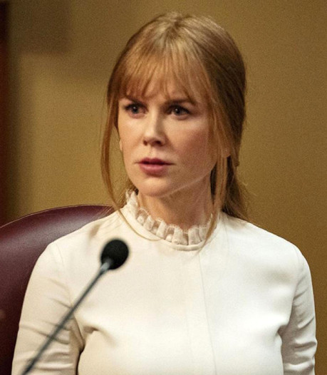 Nicole Kidman zet presentator die vist naar seksleven op zijn plek: Hou je mond!