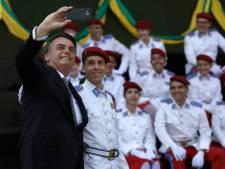Bolsonaro: 'Bosbranden komen in de hele wereld voor'