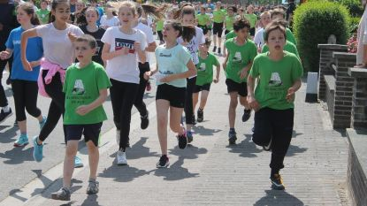 Pajot Jogging lokt 2.500 sportievelingen