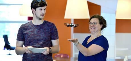 Droneles voor docenten: deelnemers workshop zijn enthousiast