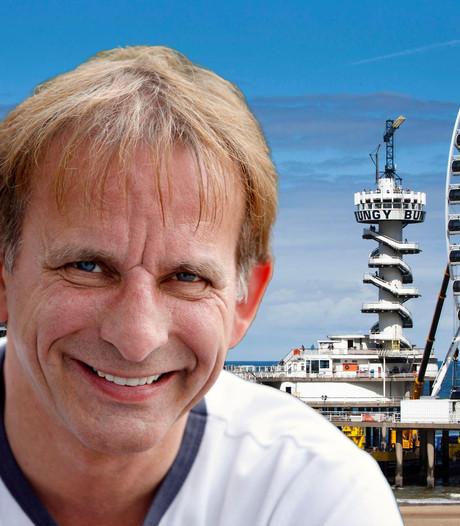 Johan Vlemmix sluit zich op in Reuzenrad voor MS-patiënt
