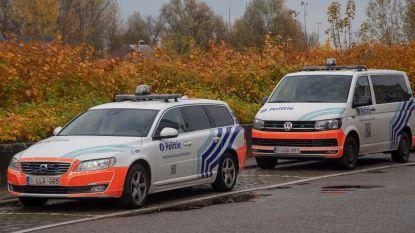 Achtervolging eindigt met waarschuwingsschoten in Laarne