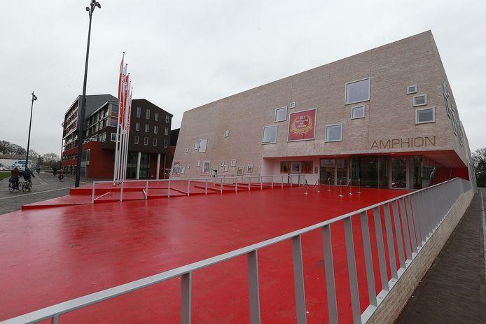 Het Amphion theater in Doetinchem.