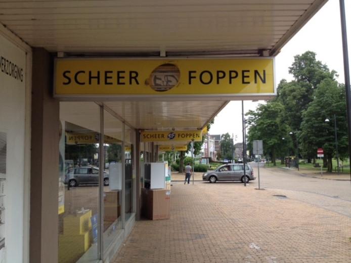 De vestiging van Scheer & Foppen in Doetinchem.
