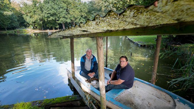 """Honderden kilo's vis gestolen bij visclub: """"Wellicht op bestelling"""""""