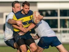Betuwe rugbyers krijgen er samen met The Pigs uit Arnhem flink van langs