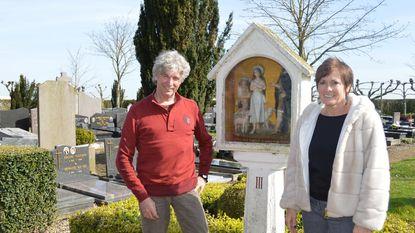 Kapelletjes begraafplaats krijgen schoonmaakbeurt