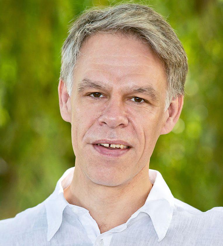 Geert Smid, onderzoeker en psychiater bij ARQ Nationaal Psychotrauma Centrum. Beeld ARQ