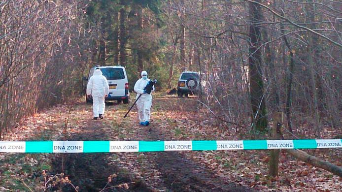 Het stoffelijk overschot van Yasmeen werd aangetroffen in een bosperceel nabij Ruinen in Drenthe.