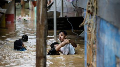 Jakarta, de snelst zinkende miljoenenstad ter wereld: de helft ligt nu al onder zeeniveau